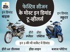 हीरो स्प्लेंडर से होंडा एक्टिवा तक, ये हैं देश के सबसे ज्यादा बिकने वाली बाइक-स्कूटर; कीमत और माइलेज भी सुपरहिट|टेक & ऑटो,Tech & Auto - Money Bhaskar