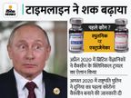 ब्रिटिश मीडिया का दावा- रूस के जासूसों ने ऑक्सफोर्ड-एस्ट्राजेनेका का फाॅर्मूला चुराकर बनाई थी स्पुतनिक-V|विदेश,International - Money Bhaskar