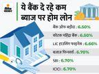 बजाज फिनसर्व ने होम लोन की ब्याज दर में कटौती की, अब 6.70% ब्याज पर मिलेगा 5 करोड़ तक का कर्ज|बिजनेस,Business - Money Bhaskar