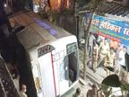 गाजियाबाद में फ्लाईओवर से नीचे गिरी यात्रियों से भरी बस; तीन की मौत, 15 घायल देश,National - Money Bhaskar