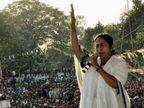 ममता बॅनर्जी भडकल्या; सुब्रतो रायसोबत छायाचित्रात दिसणार्या नरेंद्र मोदींना का अटक करत नाही|देश,National - Divya Marathi