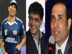 सचिन, लक्ष्मण, गांगुलीची जबाबदारी 'अाेपन' व्हावी !| - Divya Marathi