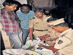 मोंढ्यात १४ हजारांचा गुटखा पकडला, क्रांती चौक पोलिसांनी केली कारवाई औरंगाबाद,Aurangabad - Divya Marathi