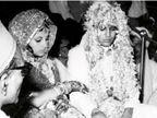 वयाने 15 वर्षे मोठे असलेल्या राजेश खन्नांसोबत डिंपल झाल्या होत्या विवाहबद्ध| - Divya Marathi