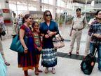 विद्या बालनने घेतली CM शिवराज यांची भेट; साडी, शॉल देऊन केला सन्मान देश,National - Divya Marathi