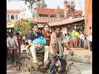 VIDEO : असे झाले सलमानच्या 'बजरंगी भाईजान'चे शूटिंग, पाहा मेकिंगची झलक  - Divya Marathi