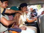 6 पेग व्हिस्की रिचवून तिने चालवली ऑडी, 11 किमी राँग साईडने केले ड्रायव्हिंग|मुंबई,Mumbai - Divya Marathi