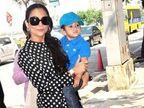 न्यासा, विराज, कियान, काहीशी अशी आहेत बॉलिवूड सेलेब्सच्या मुलांची युनिक नावे| - Divya Marathi
