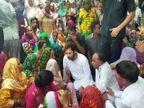 भाजप आणि \'आप\'च्या भांडणात दिल्लीची होरपळ, राहुल गांधीचे टिकास्त्र|देश,National - Divya Marathi