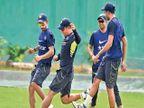 धोनी वनडेसाठी सज्ज; टीम इंडिया मालिका जिंकण्यासाठी उत्सुक क्रिकेट,Cricket - Divya Marathi