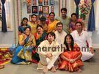 'जुळून येती..'ने गाठला 500 भागांचा टप्पा, देसाई वाड्याच्या शतकपूर्तीचेही सेलिब्रेशन मराठी सिनेकट्टा,Marathi Cinema - Divya Marathi
