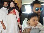 PHOTOS: रितेश, विवेक, इम्रानसह हे आहेत बॉलिवूडचे NEW FATHERS| - Divya Marathi
