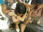 विश्वास बसणार नाही, मोबाइलवर मेसेज टाइपिंग पडले तरुणीला महागात|विदेश,International - Divya Marathi