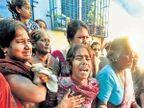 हाहाकार: विषारी दारूने घेतले नव्वद जणांचे बळी, चार अधिकारी निलंबित|मुंबई,Mumbai - Divya Marathi
