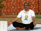 सियाचीन ते INS विक्रमादित्य, जगभरात योग दिवस साजरा|देश,National - Divya Marathi