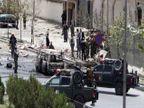PHOTOS: अफगाणिस्तान संसदेवर दहशतवादी हल्ला, 6 ठार तर 30 जखमी|विदेश,International - Divya Marathi