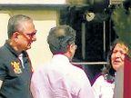 ललित मोदींची भेट घेतल्याने मुंबई पोलिस आयुक्त अडचणीत|मुंबई,Mumbai - Divya Marathi