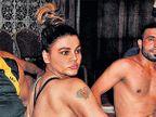 चिंब पावसात रंगला याेग; मंत्री, अधिकारी, पाेलिस, तरुणाईचा स्वयंस्फूर्तीने सहभाग|मुंबई,Mumbai - Divya Marathi
