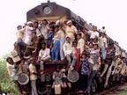 Funny on Road: पुढे बघ भाऊ.. आपटशील कुठेतरी, पाहा धमाकेदार फोटो...| - Divya Marathi