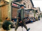 काश्मीरमध्ये पंधरा तासांच्या चकमकीत दोन दहशतवादी ठार देश,National - Divya Marathi