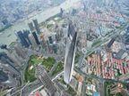 पाहा, 120 अंशात हलणारे चिनी ड्रॅगनचे शांघाय  टॉवर|विदेश,International - Divya Marathi