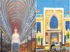 स्मार्ट सिटीचे दर्शन घडवणारे चित्र प्रदर्शन आजपासून भरणार|औरंगाबाद,Aurangabad - Divya Marathi