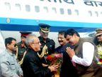 PHOTOS: राष्ट्रपती प्रणव मुखर्जींचा दोन दिवसीय पुणे दौरा... पुणे,Pune - Divya Marathi