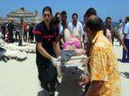 ट्युनिशिया: हास्य-विनोदात रंगले होते दहशतवादी, छत्रीतून केला गोळीबार|विदेश,International - Divya Marathi