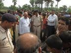 दोन विद्यार्थ्यांचे मृतदेह आढळले, संतप्त जमावाने संचालकाचा डोळा काढला देश,National - Divya Marathi