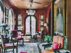 दिल्लीत वसुंधरा यांचे राजेशाही घर, येथील प्रत्येक रुममध्ये असते राजेंचे वास्तव्य|देश,National - Divya Marathi