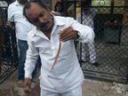 PHOTOS: हेल्मेट काढण्यासाठी उघडली स्कूटीची डिक्की, निघाला साप|देश,National - Divya Marathi