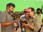 बाहुबली चित्रपटासाठी वेरुळ-अजिंठ्यावरुन मिळाली प्रेरणा, वाचा पडद्यामागची स्टोरी| - Divya Marathi