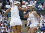 विम्बल्डन टेनिस: सानिया मिर्झा- मार्टिना हिंगिस  दुहेरीत चॅम्प! स्पोर्ट्स,Sports - Divya Marathi