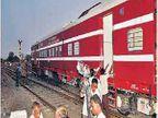"""सोलापूर रेल्वे विभागात डब्यांचे फिरते इस्पितळ """"स्पार्ट' दाखल सोलापूर,Solapur - Divya Marathi"""