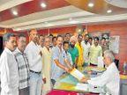 संरक्षण कायद्यासाठी पत्रकारांचे घंटानाद आंदोलन औरंगाबाद,Aurangabad - Divya Marathi