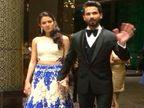 शाहिद कपूरच्या Ex-GFs नाही आल्या, त्याच्या Wedding Receptionला| - Divya Marathi