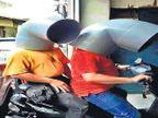 FUNNY : फोटोमध्ये पाहा अट्टल दारूडे कसे विसरून जातात जग  - Divya Marathi