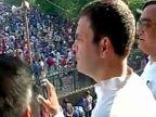 दिल्लीत फेरीवाल्यांच्या समर्थनार्थ राहुल गांधी उतरले रस्त्यावर देश,National - Divya Marathi