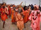 कुंभमेळा : साध्वींनी फडकवला विद्रोहाचा झेंडा; समकक्ष हक्क देण्याची मागणी नाशिक,Nashik - Divya Marathi