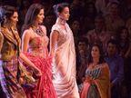 PHOTOS : मॉडेलिंगच्या काळात अशी दिसायची ग्लॅमडॉल कतरिना कैफ| - Divya Marathi