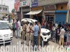 हरियाणामध्ये भर रस्त्यात पुन्हा सिने स्टाइल फायरिंग; गँगवॉर भडकले|देश,National - Divya Marathi
