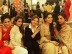 Inside Photos: ईद पार्टीत सेल्फी मूडमध्ये दिसला सलमान, Ex-गर्लफ्रेंडसुद्धा पोहोचली| - Divya Marathi