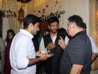 जावेद जाफरीच्या ईद पार्टीत पोहोचले सुनील शेट्टी, नेहा धुपिया आणि अनेक सेलेब्स  - Divya Marathi