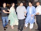 भाईजान सलमानच्या ईद पार्टीत जमली CELEBS ची मांदियाळी, पाहा खास PIX| - Divya Marathi