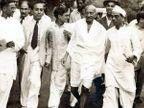 बापूंच्या या आंदोलनाची लादेन देत होता चेल्यांना शिकवण, विदेशी वस्तूंची केली होती होळी|देश,National - Divya Marathi