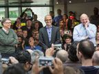 Microsoftचे CEO सत्या नडेला यांनी ज्युनियरसोबत थाटला संसार, वाचा रोचक किस्से बिझनेस,Business - Divya Marathi