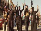 ISIS च्या संशयित दहशतवाद्यांना पकडले; चार दिवसांत दुसरी कारवाई|देश,National - Divya Marathi