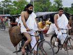 सायकलवर च्यवनप्राश विकायचे रामदेव, आता नागपुरात उभारणार अब्जावधिंचा कारखाना नागपूर,Nagpur - Divya Marathi
