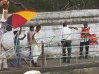 आठ कोटींच्या मगरीसोबत लढला हृतिक, पाहा पाच दिवस चालेल्या शूटिंगचे PHOTOS| - Divya Marathi