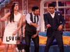 PIX: 'कॉमेडी नाइट्स...'च्या सेटवर शाहरुख-काजोल, 'दिलवाले' टीमने केली धमाल-मस्ती|टीव्ही,TV - Divya Marathi